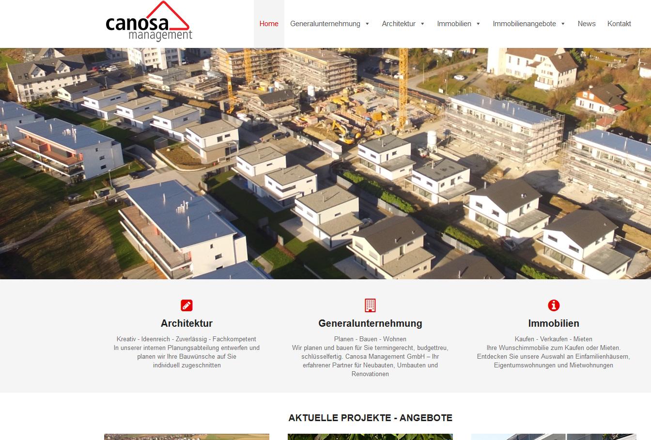 Startseite Swiss Consulting Group