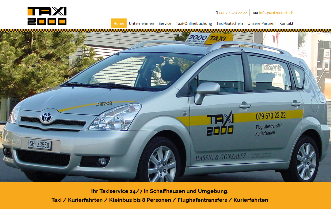 Taxi Kurier 2000 GmbH Swiss Consulting Group